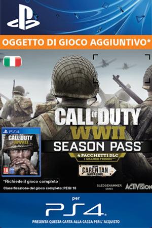 Call of Duty: World War II - Season Pass