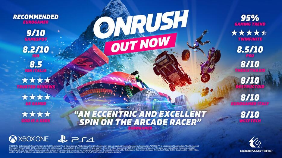 Onrush - DayOne Edition