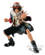 Figure One Piece - Portgas D. Ace King of Artist