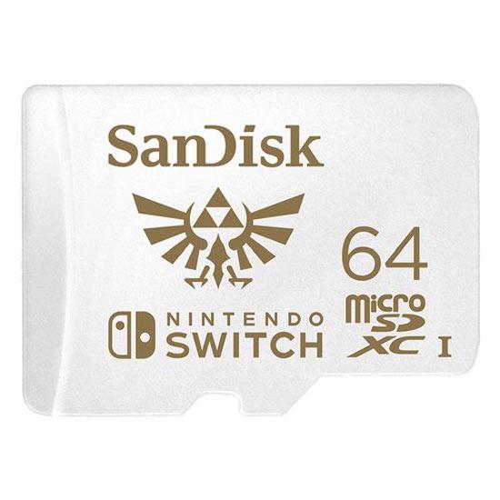 Micro SD - Nintendo Switch - 64 GB