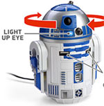Caricatore USB per Auto - Star Wars - R2D2