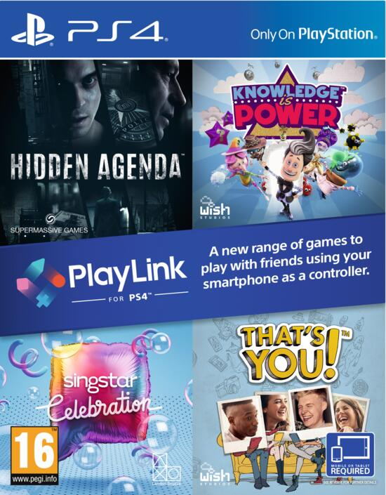 PlayLink Software Bundle
