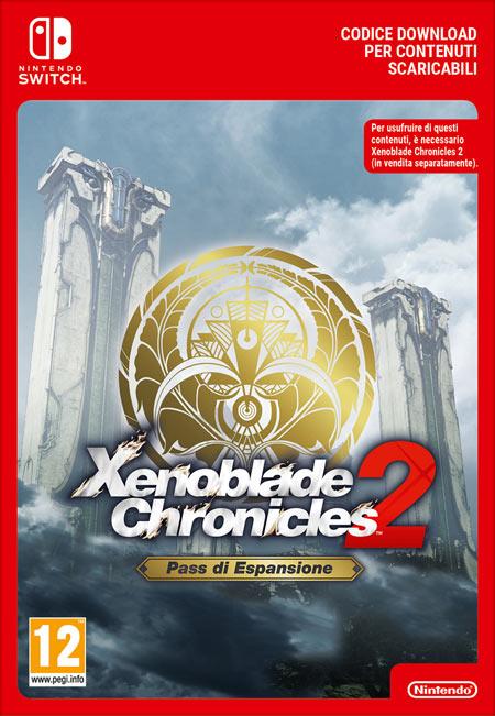 Xenoblade Chronicles 2 - Pass di Espansione
