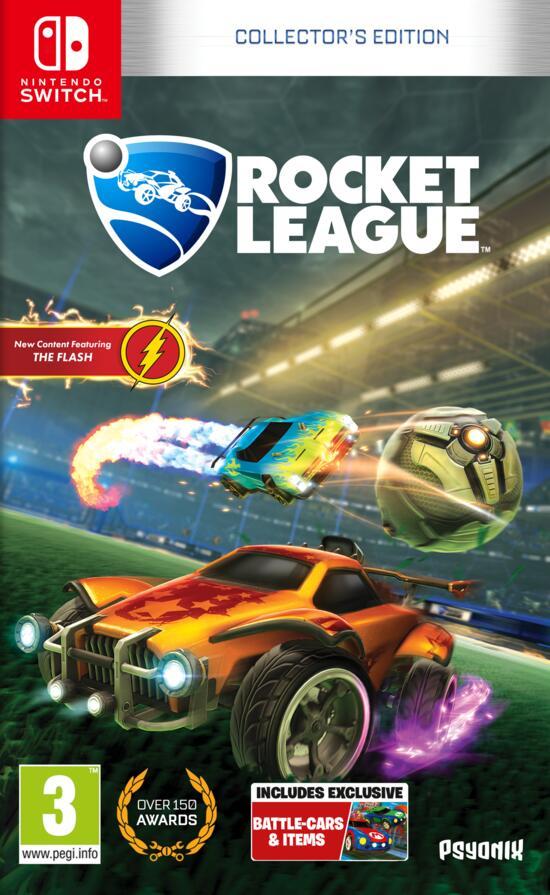 Rocket League - Edizione da Collezione