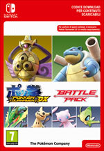 Pokkén Tournament DX Battle Pack
