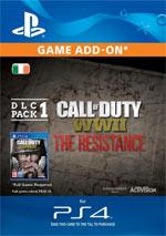 Call of Duty: World War II - DLC 1: The Resistance