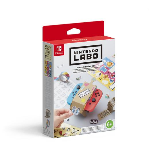 Nintendo Labo - Set di Personalizzazione