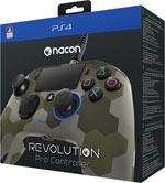 Controller PlayStation 4 - Nacon Revolution Pro Controller Green Camouflage
