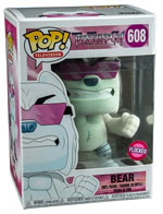 Funko Pop! - Ceelo Bear (Versione Flocked)