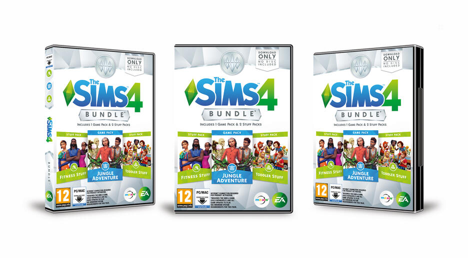 The Sims 4 - Bundle Pack 11