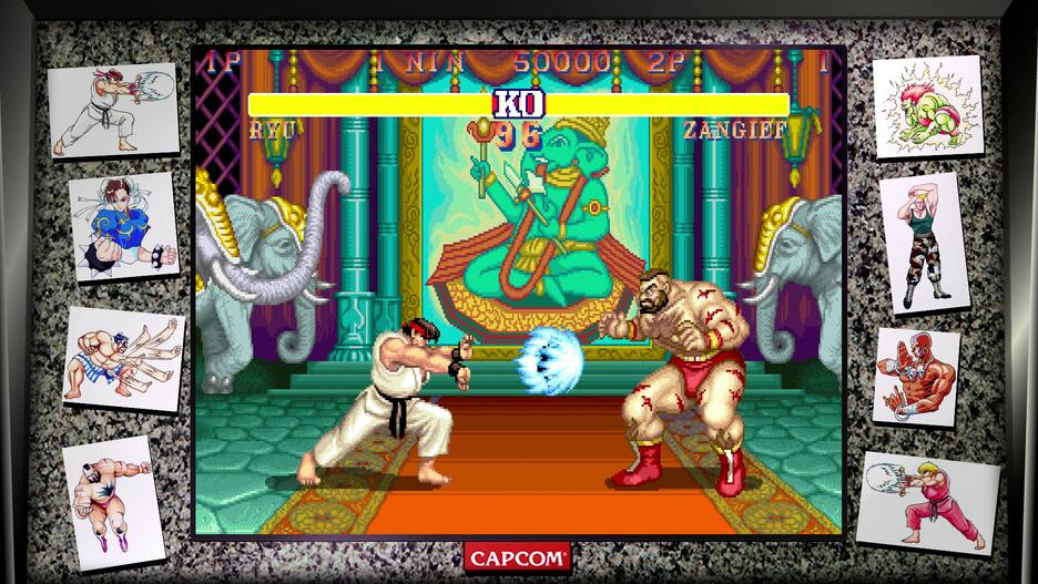 Street Fighter - 30° Anniversary Collection