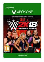WWE 2K18 - Pacchetto Icone Immortali