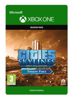 Cities: Skylines - Xbox One Edition - Season Pass