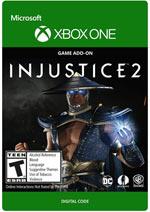 Injustice 2 - Raiden