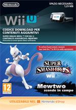 Super Smash Bros per Nintendo WiiU/3DS - Mewtwo