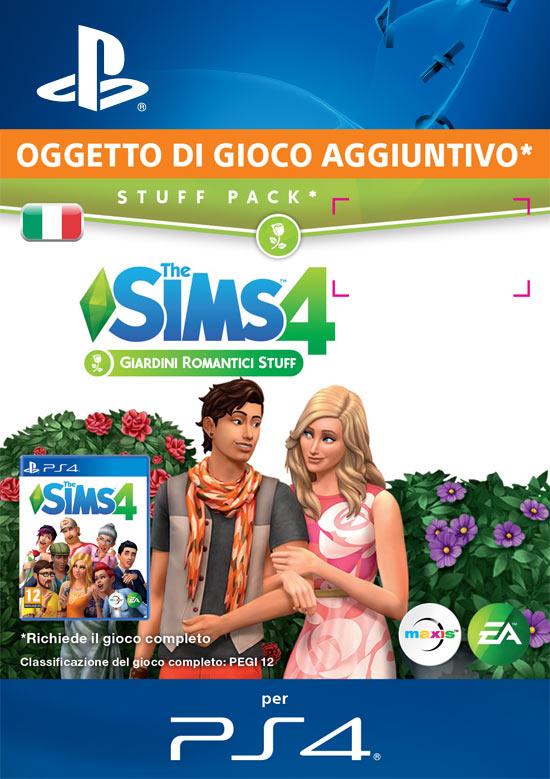 The Sims 4 - Giardini Romantici