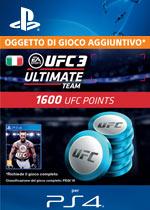 EA Sports UFC 3 - 1.600 Punti UFC