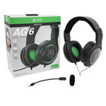 Wired Headset PDP - Afterglow AG 6