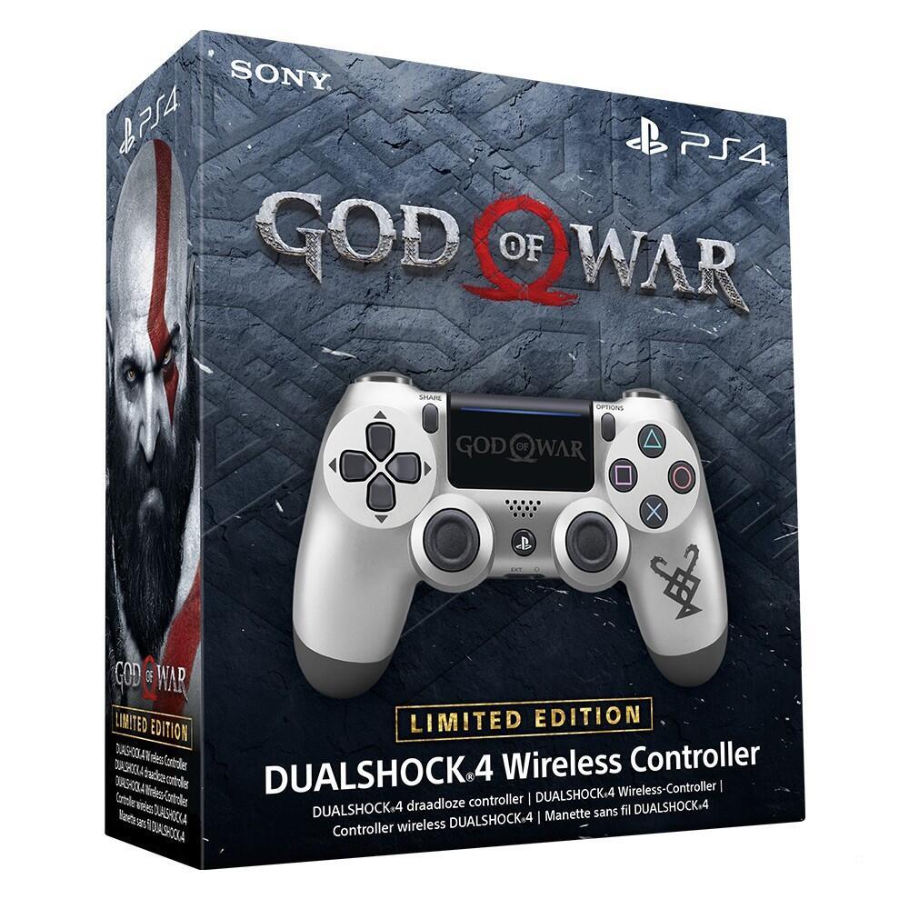 Controller PlayStation 4 - DUALSHOCK®4 V2 God of War