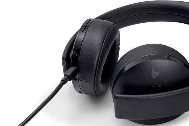 Cuffie PlayStation 4 - Gold Wireless Headset | GameStop Italia