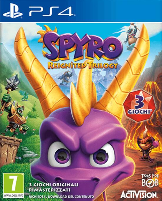 tutto gratis gioco the legend of spyro