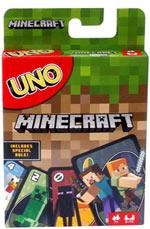 Gioco di Carte Uno - Minecraft