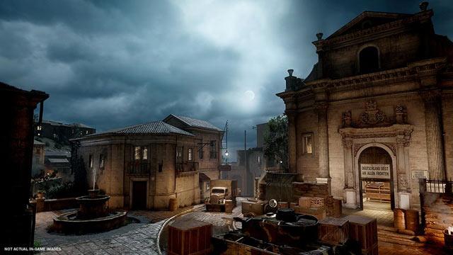 Call of Duty: World War II - DLC 2: The War Machine