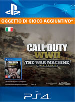 Call of Duty: World War II - DLC 2: The War Machine