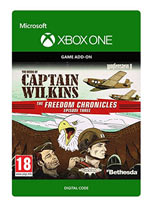 Wolfenstein II: Le Gesta Del Capitano Wilkins
