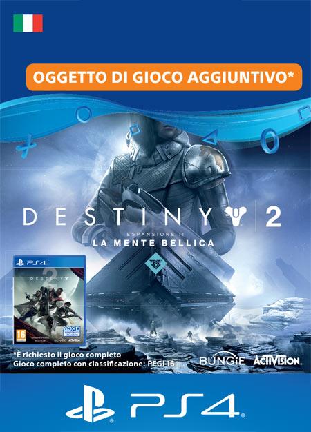 Destiny 2 - Espansione II: La Mente Bellica