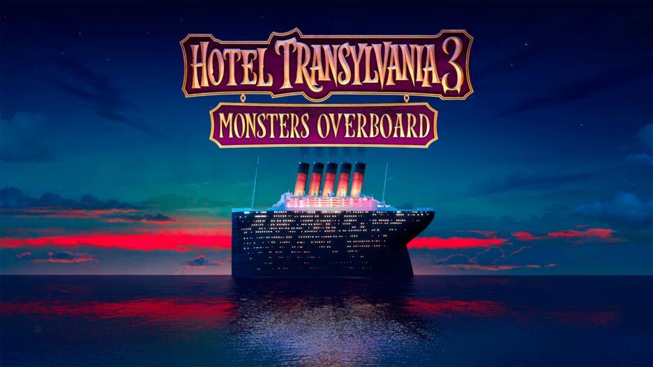 Hotel Transylvania 3: Mostri in Mare