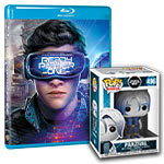 Ready Player One + Funko Pop!