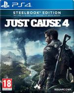 Just Cause 4 - Steelbook Edition
