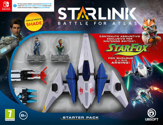 Starlink: Battle for Atlas - Starter Pack