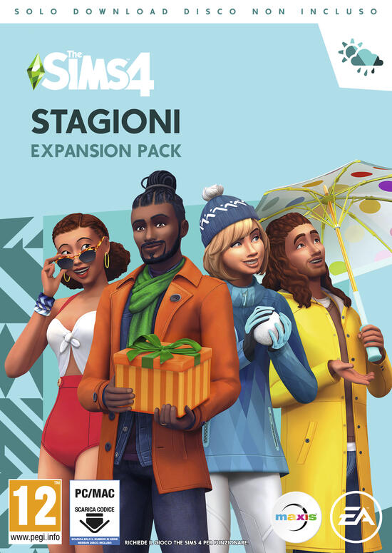 The Sims 4 Plus: Stagioni Bundle