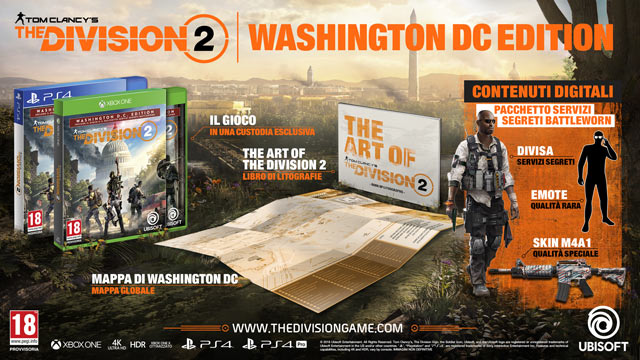 Tom Clancy's The Division 2 - Washington D.C. Edition