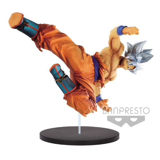 Figure Dragon Ball Super - Goku Ultra Istinto (Fes!!)