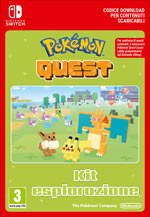 Pokémon Quest - Kit Esplorazione