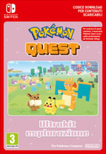 Pokémon Quest - Ultrakit Esplorazione