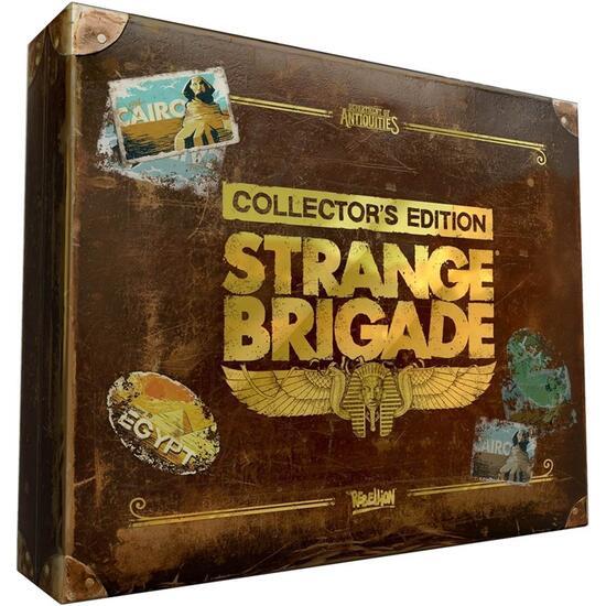 Strange Brigade - Collector's Edition