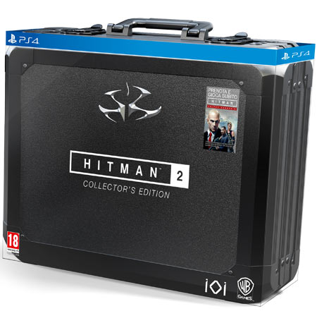 HITMAN 2 - Collector's Edition