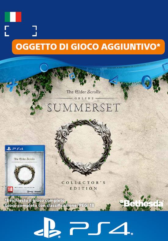 The Elder Scrolls Online: Summerset - Upgrade Collector's Edition