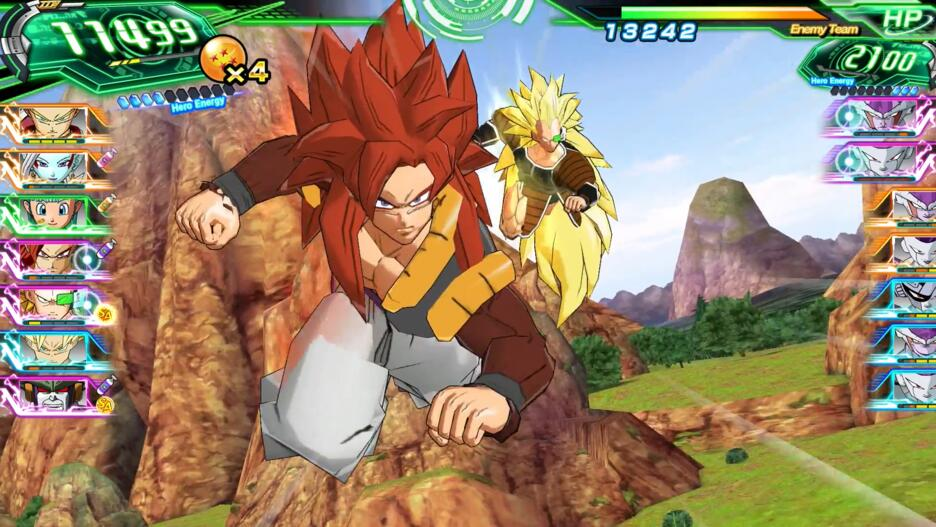 Super Dragon Ball Heroes: World Mission - DayOne Edition