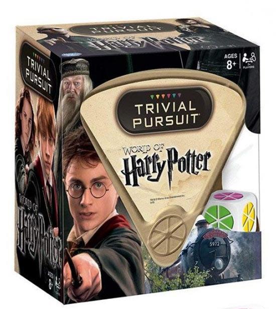 Trivial Pursuit Harry Potter - Ultimate Edition
