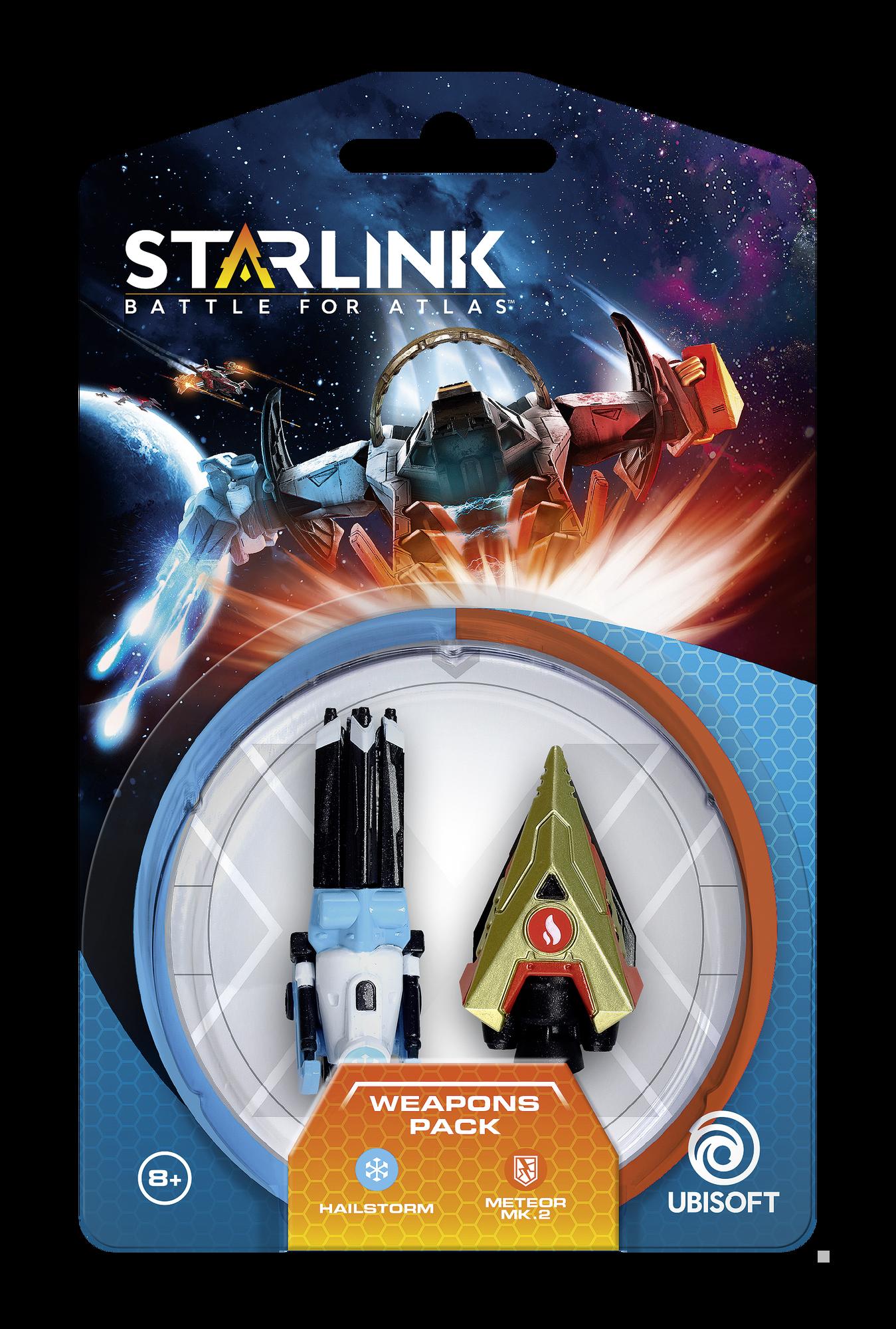 Starlink: Battle for Atlas - Armi Pack (Hailstorm | Meteor Mk.2)