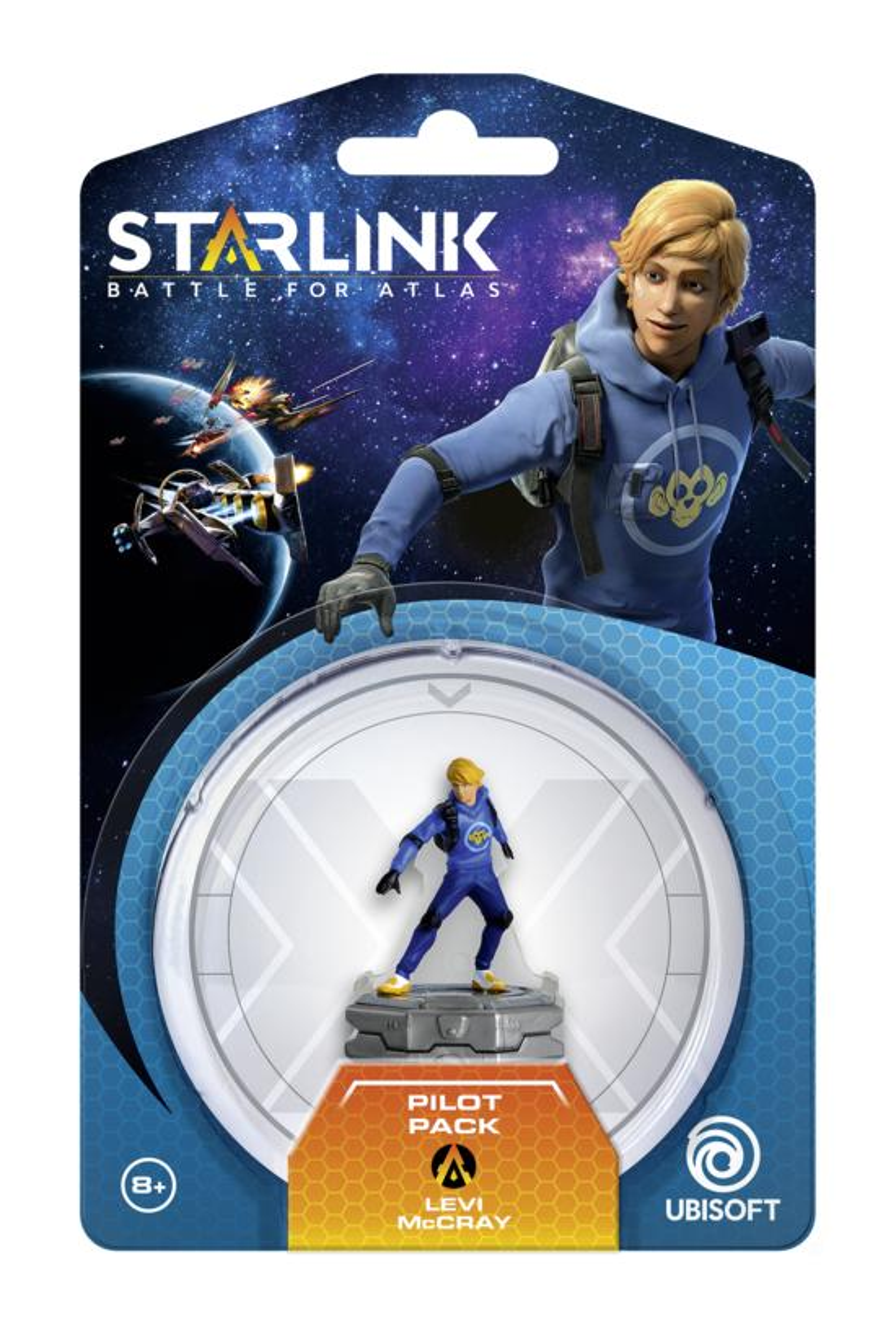 Starlink: Battle for Atlas - Pacchetto Pilota (Levi McRay)