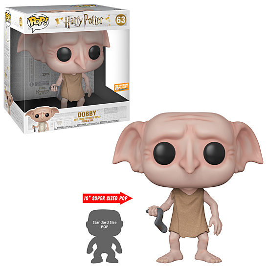 Funko Pop! Super Sized - Dobby