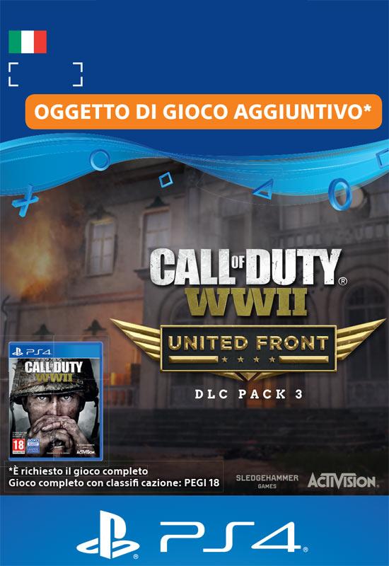 Call of Duty: World War II - DLC 3: United Front