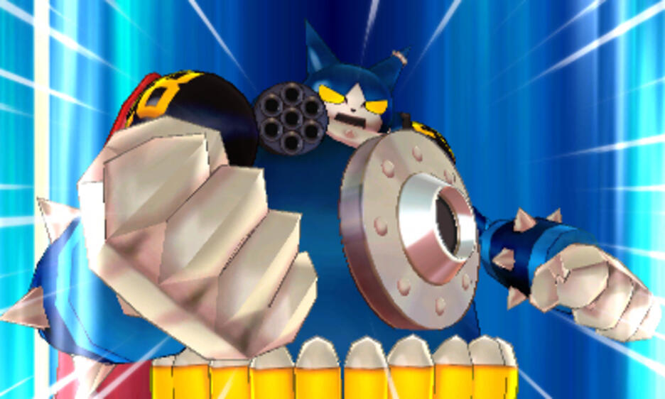 Yo-Kai Watch Blasters: Cricca Dei Gatti Rossi