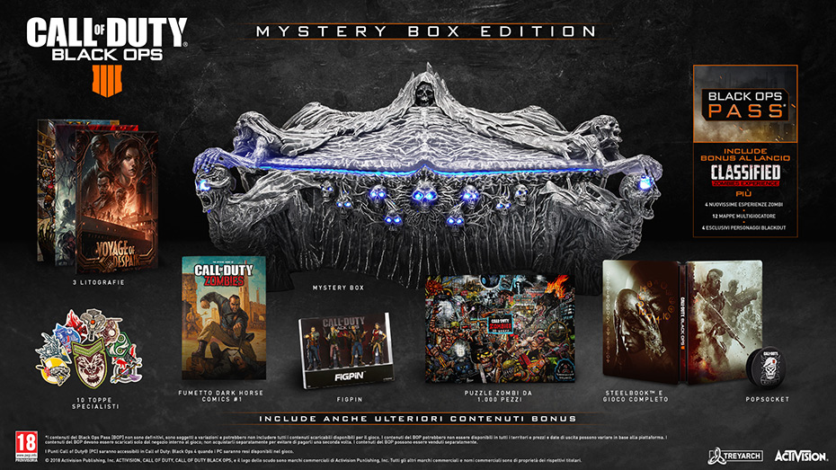 Call of Duty: Black Ops 4 - Mystery Box